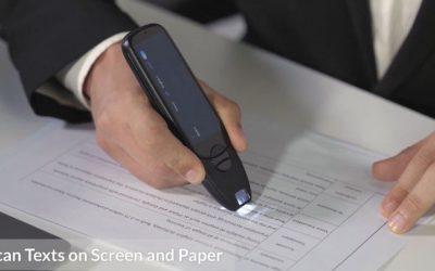 1800mAh 3.7 v Lipo Battery for The Intelligent Scanning &Translating Pen